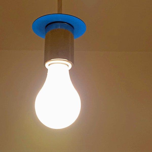 画像1: シンプル 1灯 ペンダントライト METAL (1)