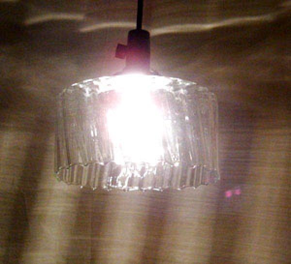 画像1: 2002ペンダントライト クリアモール (1)