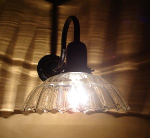 画像1: 9901ブラケットライト クリアモールK (1)